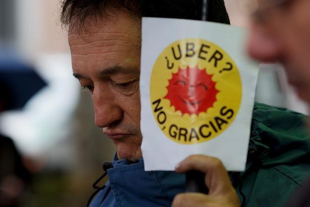 Mocny cios Brukseli w Ubera. Kłopoty w Unii? Fot. Pablo Blazquez Dominguez /Getty Images/Flash Press Media