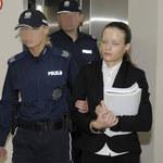 Mocny makijaż, szpilki i koński ogon. Katarzyna W. zadała szyku w sądzie!