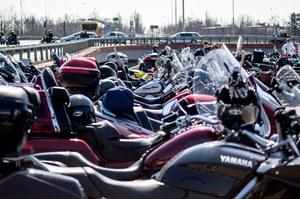 Mocny spadek sprzedaży motocykli