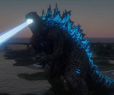 Mod do GTA 5 pozwala graczom zaszaleć w Los Santos jako Godzilla