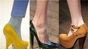 Moda na jesień: Buty