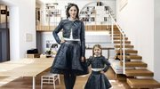 Moda na pikowane spódnice z koła