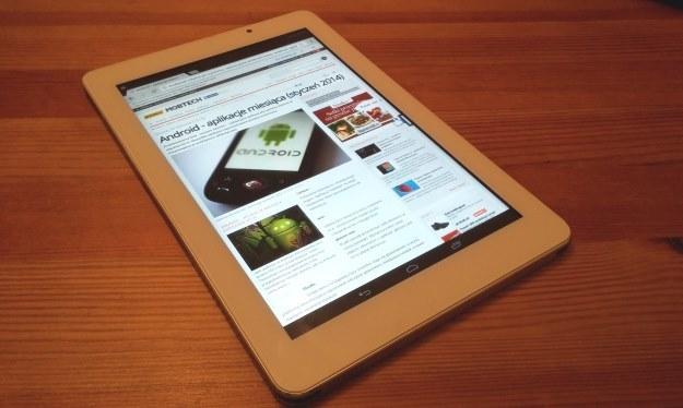 Modecom FreeTAB 9000 IPS IC - tablet można obecnie kupić za około 750 zł /INTERIA.PL