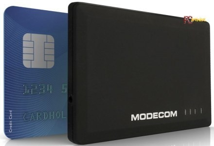 Modecom ma rozmiary karty kredytowej /PCArena.pl