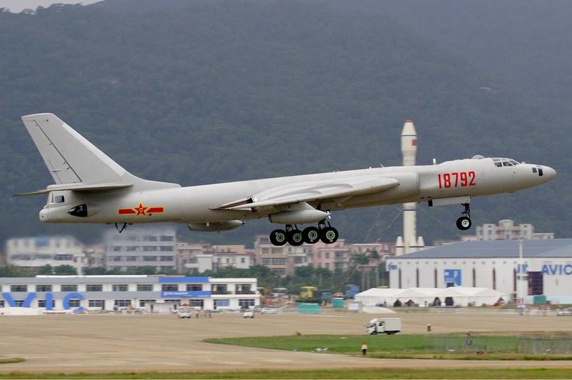 Model bombowca z rodziny H-6 - HY-6U. Fot. Li Pang /Wikipedia