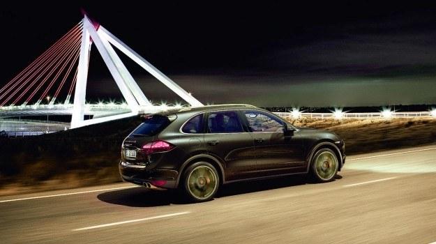 Model Cayenne stanowił w 2012 roku ponad połowę sprzedaży Porsche. /Porsche