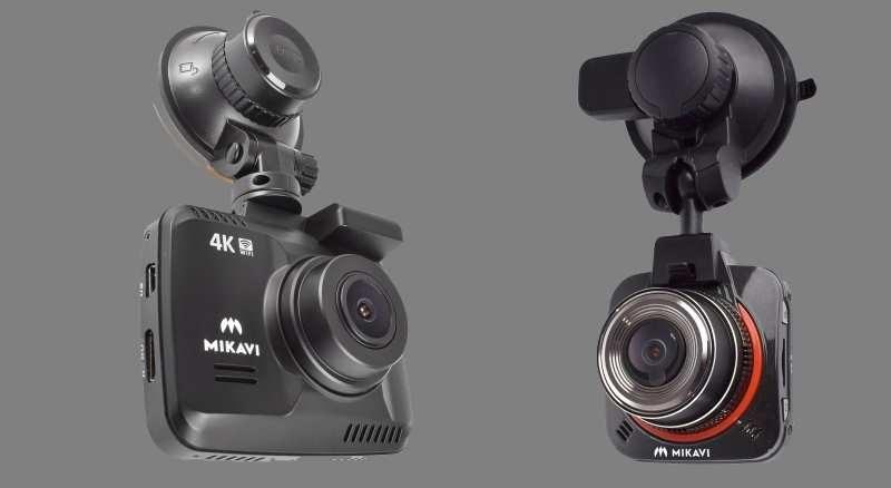 Model PQ3 4K GPS  (z lewej) i PQ1 (z prawej) /materiały prasowe