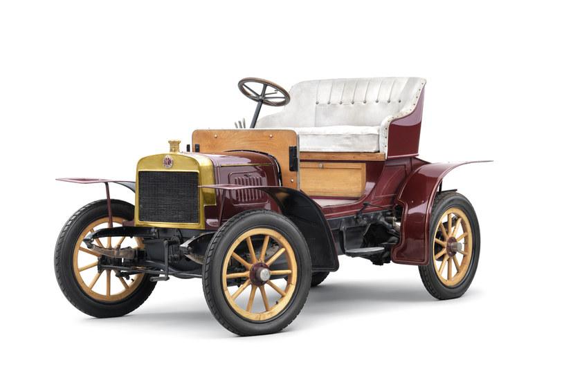Model Voiturette A pojawił się na rynku w 1905 r. /materiały prasowe