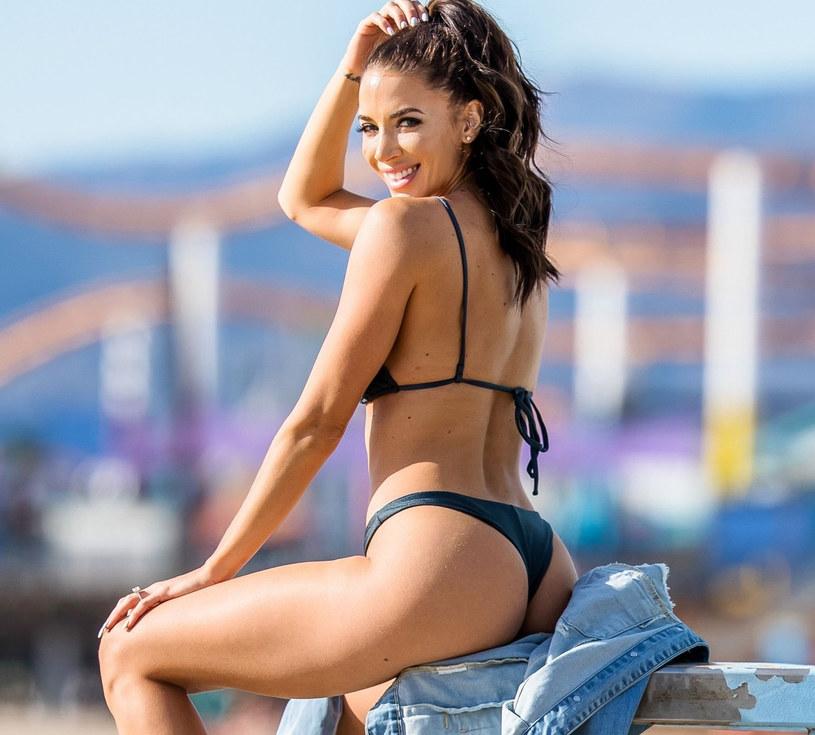 Modelka fitness Casey Martin /East News