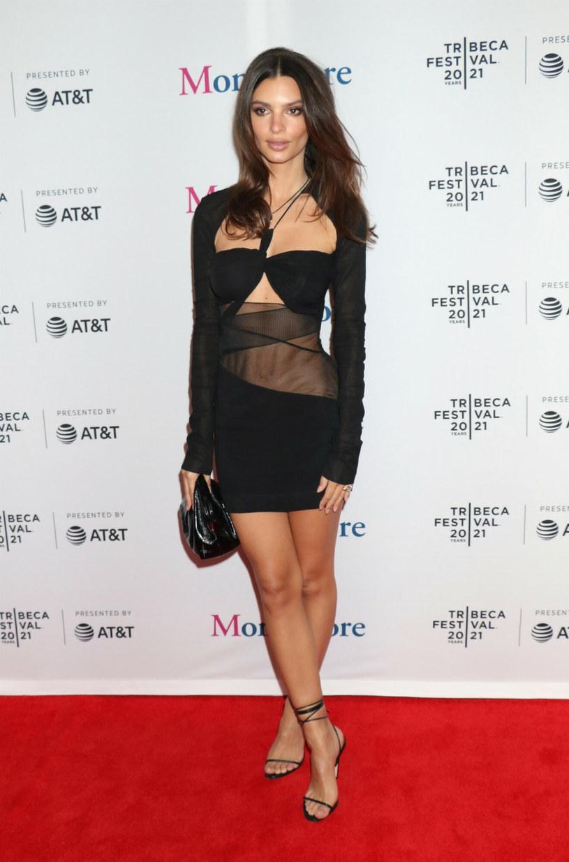 Modelka jak zwykle przykuwała uwagę paparazzi /BACKGRID /East News