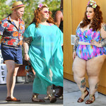 Modelka plus size Tess Holliday rozebrała się na imprezie. Zaskakujący widok!