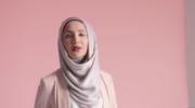 Modelka w hidżabie w reklamach L'Oréal