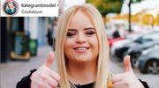 Modelka z zespołem Downa twarzą znanej marki kosmetycznej