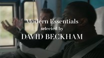 Modern Essentials selected by David Beckham with David Beckham and Kevin Hart