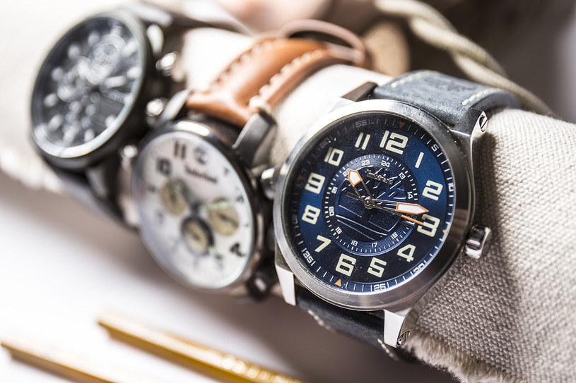 Modern Vintage - kolekcja zegarków Timberland /materiały prasowe