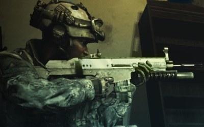Modern Warfare 2 - motyw graficzny /Informacja prasowa