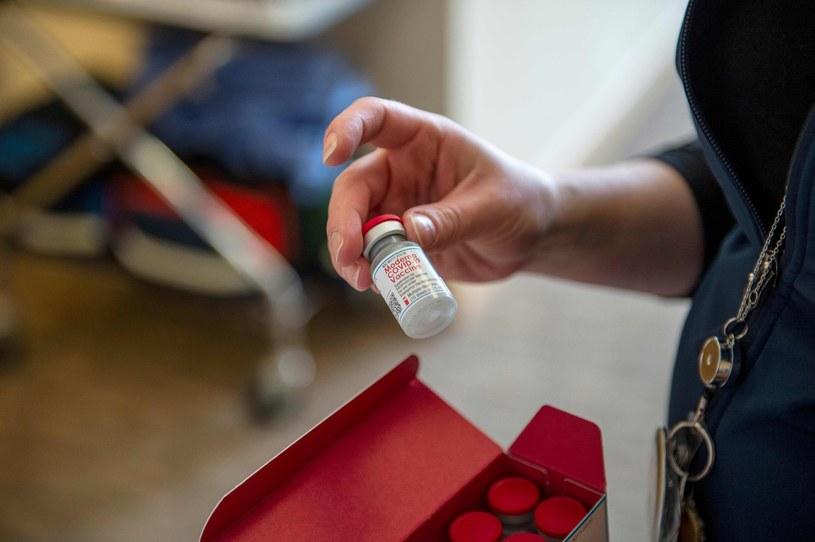 Moderna gotowa do testów szczepionki na południowoafrykański wariant koronawirusa /JOSEPH PREZIOSO /AFP