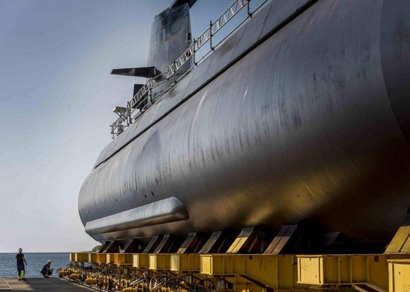 """Modernizacja """"Gotlanda"""" miała na celu nie tylko przedłużenie jego służby po 2025 roku, ale także przetestowanie najnowszych systemów, które mają być zainstalowane na projektowanym okręcie A26 /Saab /materiały prasowe"""