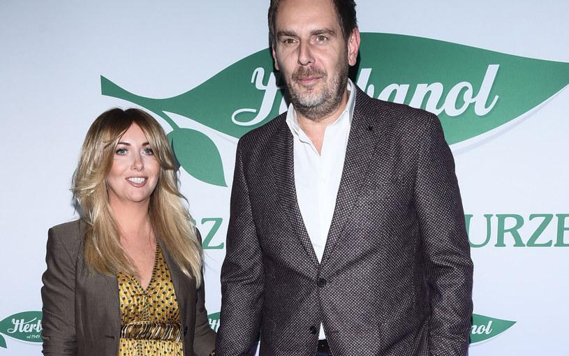 Modest Amaro z żoną /Andras Szilagyi /MWMedia