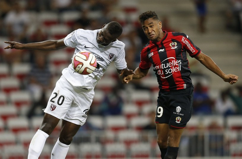 Modibo Maiga (z lewej) /AFP