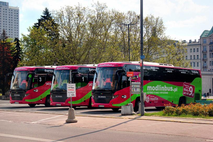 ModlinBus zdecydował sie na zwolnienie pracowników. /123RF/PICSEL
