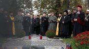 Modlitwa ekumeniczna na Cmentarzu Nieistniejących Cmentarzy