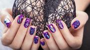 Modny manicure: Efekt tłuczonego szkła
