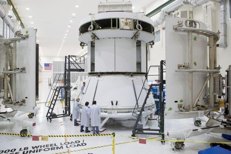Moduł serwisowy statku Orion /NASA