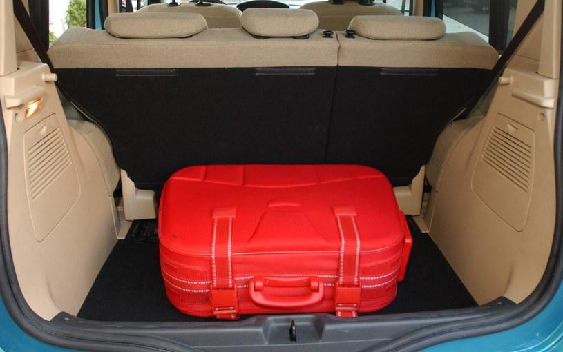 modus bagaznik /Motor