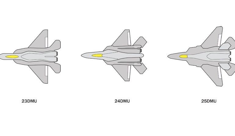 Modyfikacja kształtu samolotów DMU. Fot. TRDI /materiały prasowe
