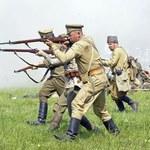 Mogiła żołnierzy Armii Czerwonej w Ossowie - 2 listopada