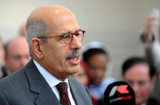 Mohamed El Baradei /AFP