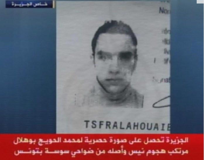 Mohamed Lahouaiej Bouhlel , fot. http://www.ansa.it /