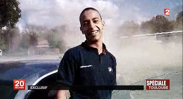 Mohamed Merah /AFP