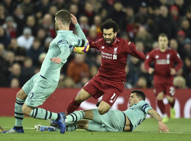Mohamed Salah znowu stanie naprzeciwko Arsenalowi /AFP