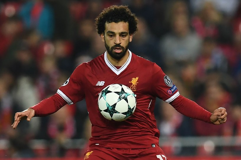 Mohamed Salah /PAUL ELLIS /AFP