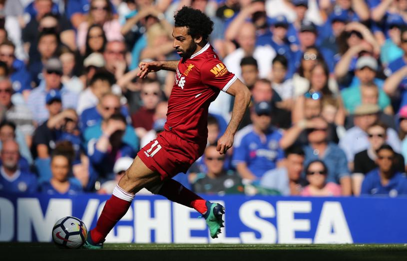 Mohamed Salah /Newspix