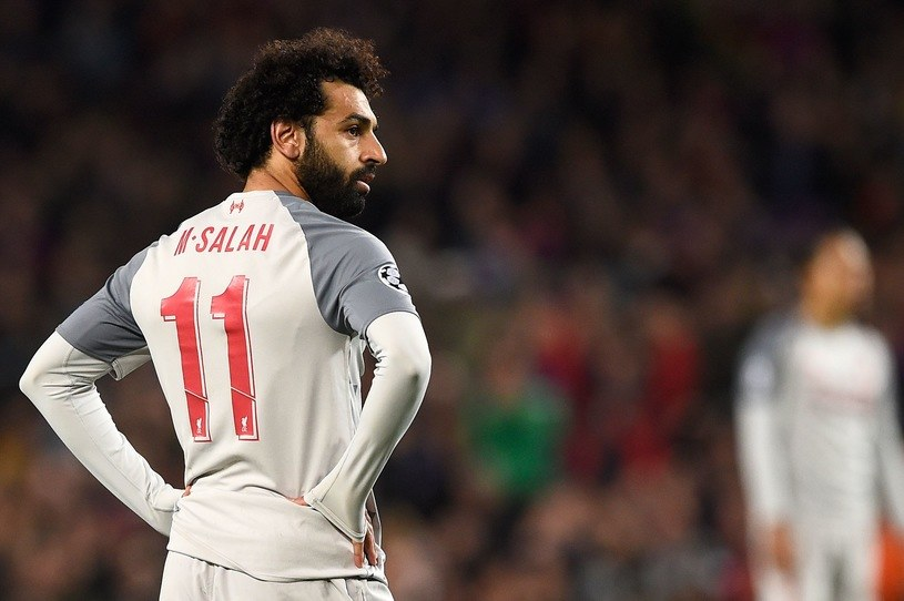 Mohamed Salah /AFP