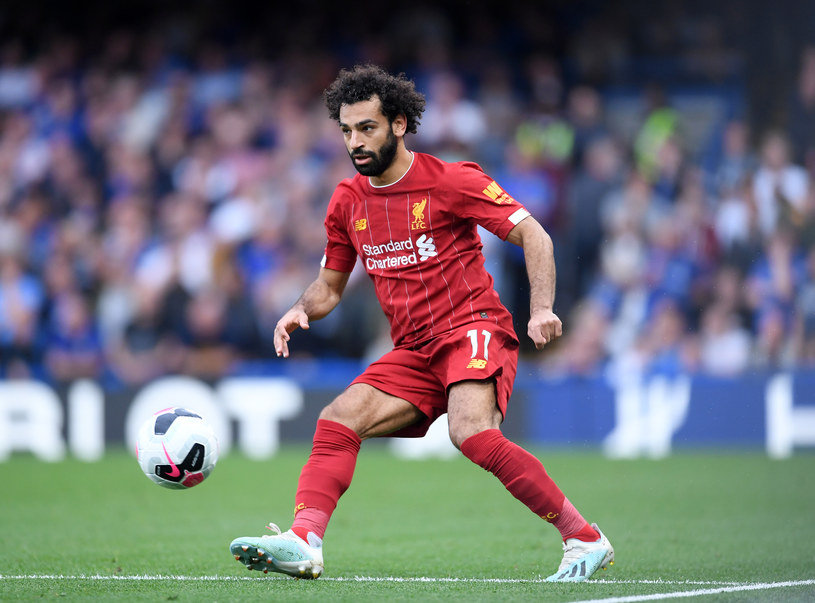 Mohamed Salah /Laurence Griffiths /Getty Images