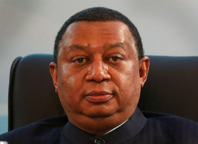 Mohammad Barkindo, sekretarz generalny OPEC /AFP