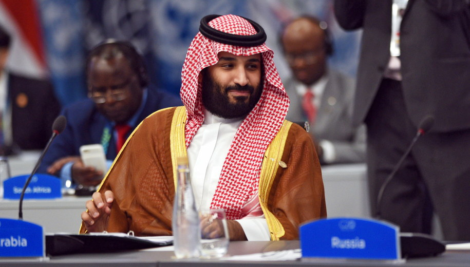 Mohammad bin Salman /G20 ARGENTINA /PAP/EPA