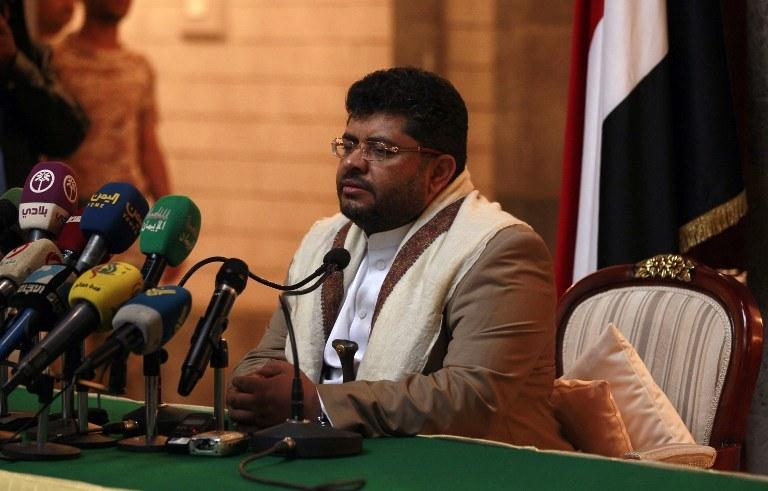 Mohammed Ali al-Houthi /AFP