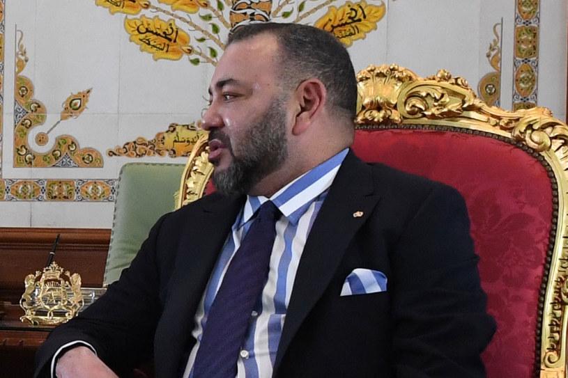 Mohammed VI ułaskawił skazanych za udział w zajściach w Al-Husajmie /ALAIN JOCARD / POOL /AFP