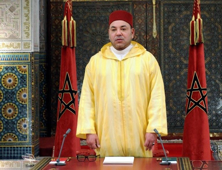 Mohammed VI /AFP