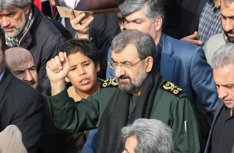 Mohsen Rezaei /AFP