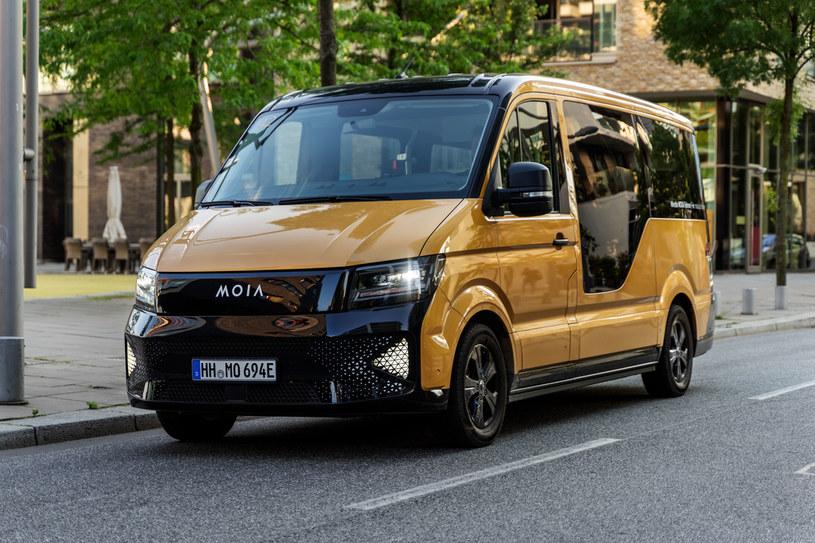 MOIA, należąca z Volkswagen Group, zapowiada, że dzięki jej systemowi mieszkańcy miast będą mogli zrezygnować z własnych samochodów /materiały prasowe