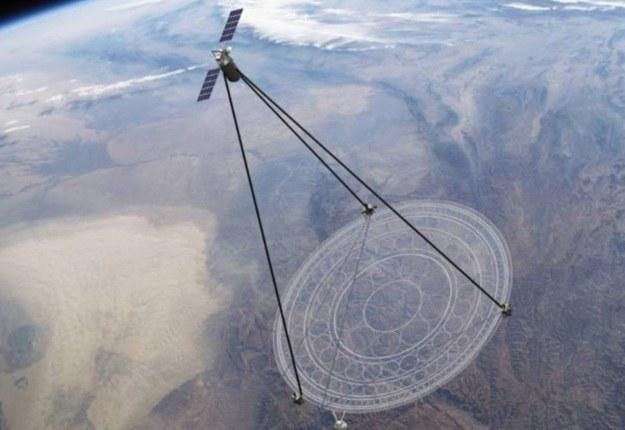 MOIRE pozwoli agencji DARPA na szczegółowe obserwacje naszej planety /materiały prasowe