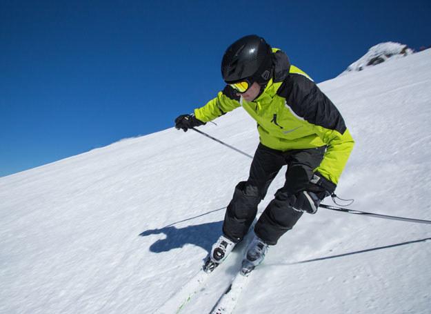 Mój syn marzy o wyjeździe na narty /123RF/PICSEL