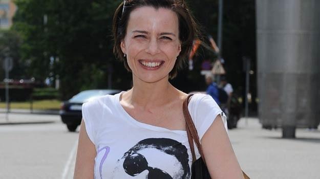Moja droga zawodowa nie zawsze była usłana różami - twierdzi Agata Kulesza / fot. Andras Szilagyi /MWMedia