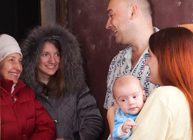 Moja rodzina lubi niezapowiedziane wizyty /123RF/PICSEL